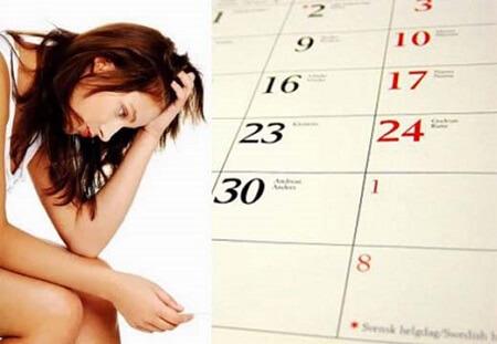 Nguyên nhân chậm kinh ở nữ giới